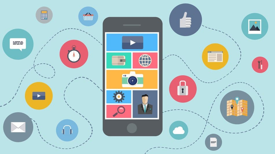 The 4 Main Types of Mobile Apps