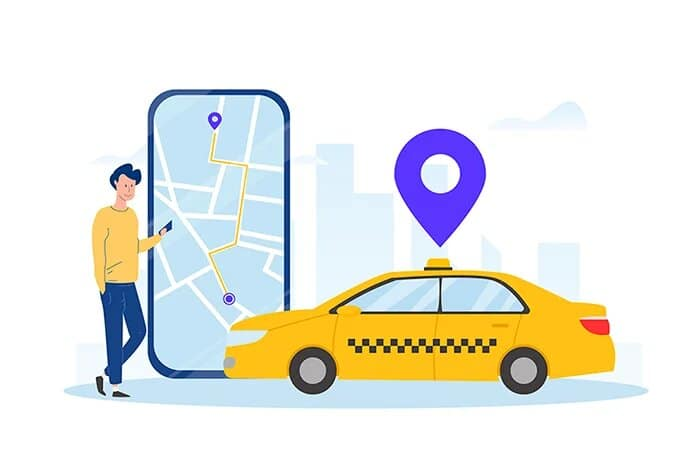 Why Should Taxi Businesses Invest in Branded Taxi App Development